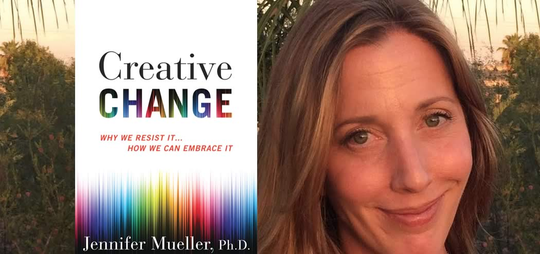 Creativity Surprise: What's Really Blocking Great Ideas with Jennifer Mueller