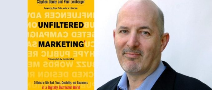 Unfiltered Marketing with Stephen Denny
